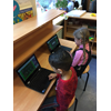 Laptops in de klas